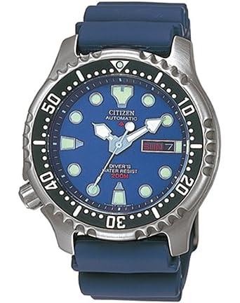 Promaster Citizen Set 17lem Armbanduhr Ny0040 IDHWE29