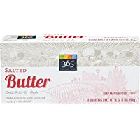 365 Everyday Value, Salted Butter, 16 oz