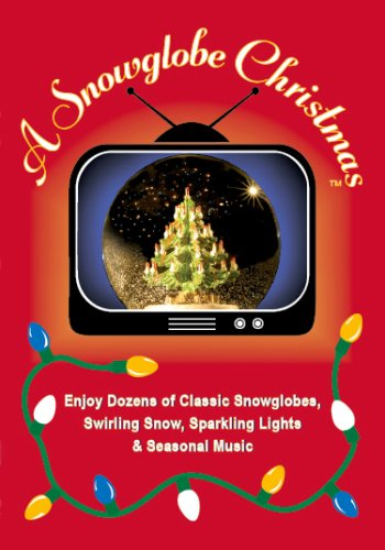 A Snowglobe Christmas (Television Snow Globe)