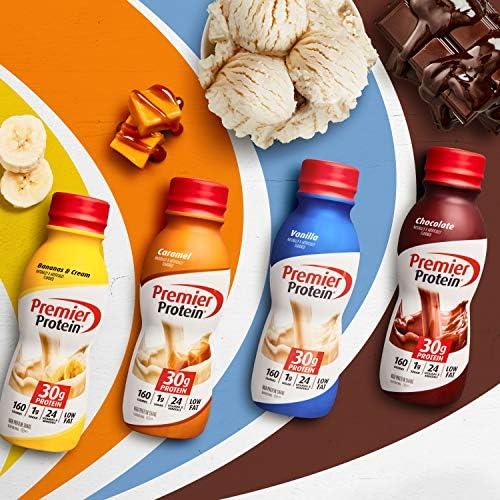 Premier Protein 30g Protein Shake, Cookies & Cream, 138 Fl Oz
