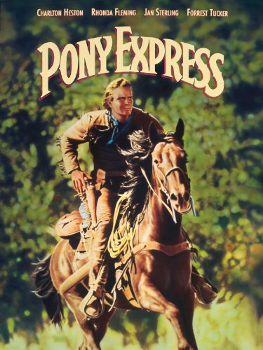 PONY EXPRESS - Hall Charlton