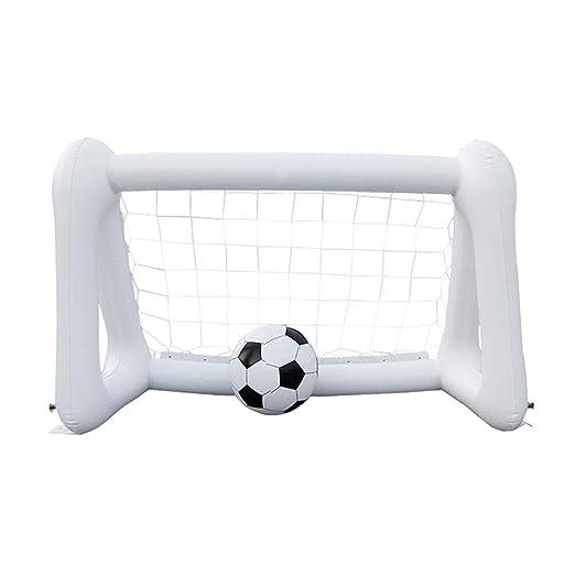 TOYANDONA Portería fútbol Hinchable Aire Libre Interiores de ...