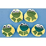 MELODY HOUSE SPECKLED FROGS (Set of 12)