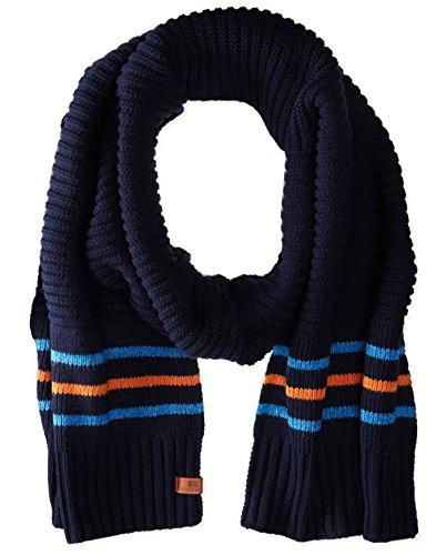 Ben Sherman Men's Multi Color Stripe Knit Scarf