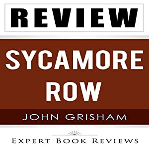 Sycamore Row by John Grisham - Review Audiobook