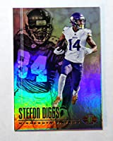 2017 Panini Illusions #39 Stefon Diggs/Randy Moss NM-MT Minnesota Vikings