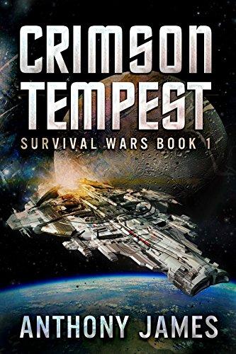 - Crimson Tempest (Survival Wars Book 1)