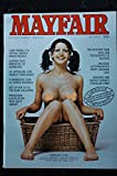 MAYFAIR UK Vol 13 N° 03 KATHERINE QUIGLEY NADIUSKA double of SOPHIA LOREN ALANA FORD