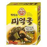[KFM] Korean Food Instant Brown-seaweed Soup 18g (9g x 2) 맛있는 미역국