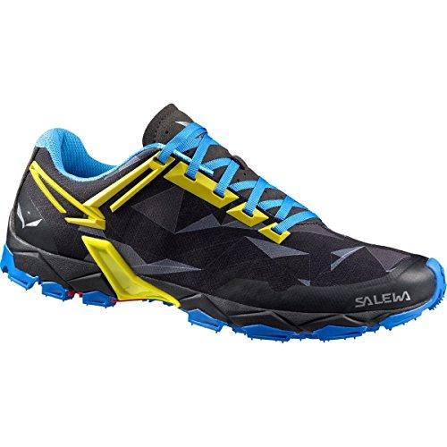 Salewa Men's Lite Train Speed Hiking Shoe, Black/Kamille, (959 Shoes)