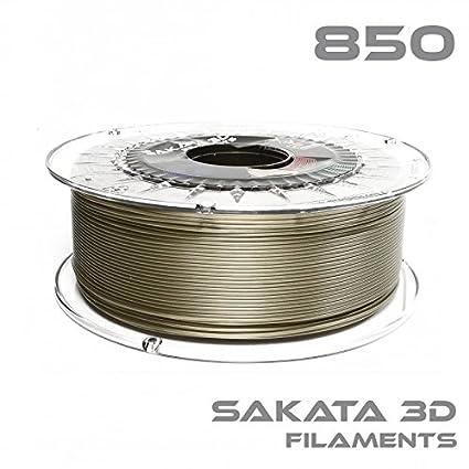 SAKATA 3D - 1Kg de Filamento PLA3D850 1.75MM, Ingeo Biopolymer ...