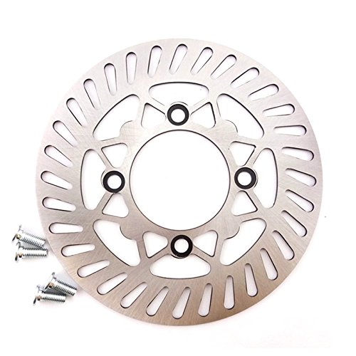 TC-Motor 220mm Brake Disc Rotor For 50cc 70 90 110cc 125cc 140cc 150cc 160cc Chinese Pit Dirt Bike XR50 CRF50 KLX110 SSR Thumpstar