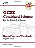 Grade 9-1 GCSE Combined Science: Exam Practice Workbook (with answers) - Higher (CGP GCSE Combined Science 9-1 Revision)