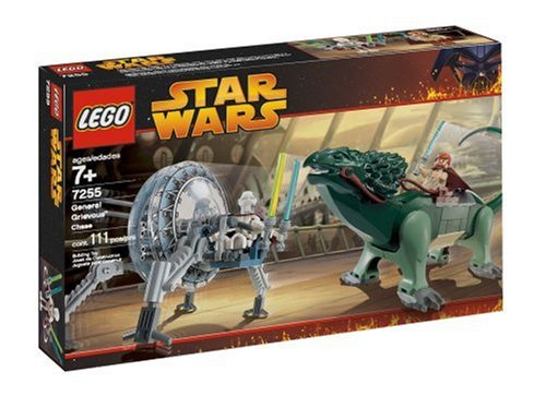 LEGO Star Wars General Grievous Chase (Grievous With General Lego Sets)
