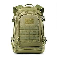YAKEDA® 600D waterproof polyester backpack, waterproof military backpack tactical backpack--A88051