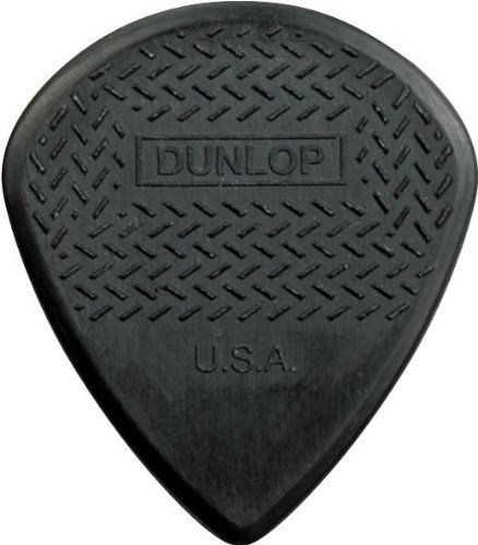 Dunlop 471R3C Max-Grip Nylon Jazz III, Carbon Fiber, 24/Bag (Best Bass Riffs To Learn)