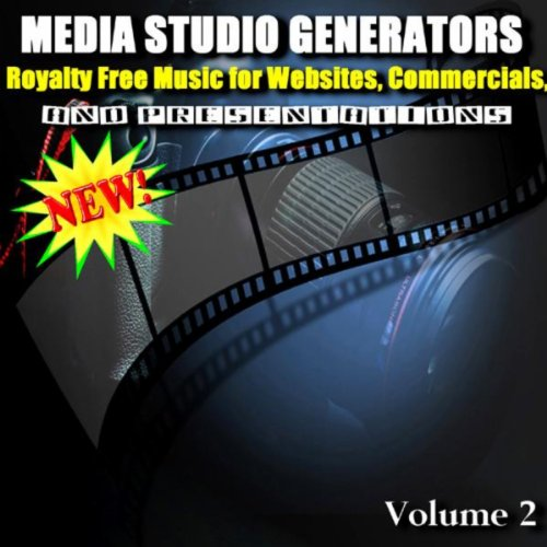 Royalty Free Music For Websites, Commercials, And Presentations - Volume 2