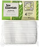 Graham Medical 53300 Spa Essentials Disposable Headband, 2.5'' Width, 16'' Length, White (Pack of 96)