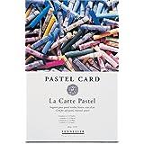 Sennelier Le Carte 6 Colour Pastel Pad 32cm x 24cm - 12 sheets