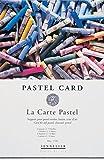 LaCarte Pastel Card Block- Twelve 9-1/2x12-1/2 Inch Sheets