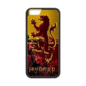 Steve-Brady Phone case TV Show Game Of Thrones For Apple Iphone 6 Plus 5.5 inch screen Cases Pattern-3 by mcsharks