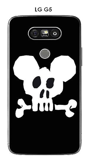 Carcasa LG G5 Design Mickey Skull: Amazon.es: Electrónica