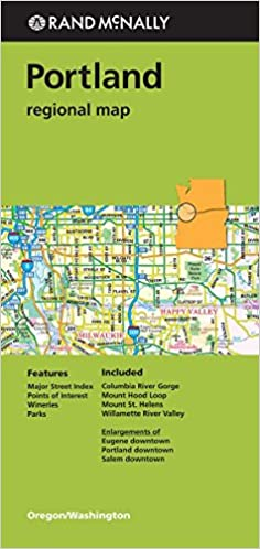 Rand Mcnally Portland Regional Map (Green Cover) (Rand ... on downtown fremont map, downtown galway map, downtown cumberland map, montavilla portland map, portland airport map, brooklyn map, downtown cardiff map, downtown jefferson city map, se portland map, portland zip code map, downtown ogunquit map, downtown bismarck map, u of portland map, downtown san diego map, downtown lake oswego map, downtown bridgeport map, downtown seattle map, downtown oregon city map, paramount hotel portland map, downtown denton map,