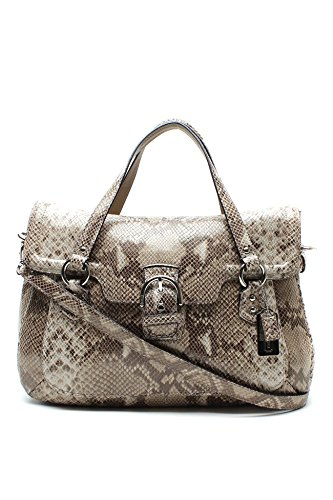Coach Campbell Leather Satchel F27501