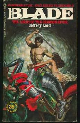 The Lords of the Crimson River (Blade) (Jeffrey Lord Blade)