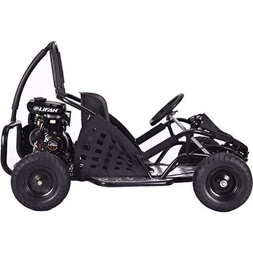 (USA Big Toys 79cc Off Road Go Kart in Black)