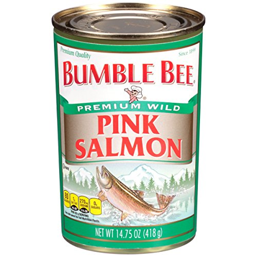 (Bumble Bee Wild Pink Salmon,  14.75 Ounce Tins (Pack of 12))