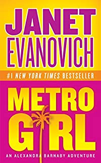 Metro Girl by Janet Evanovich ebook deal