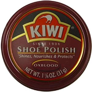 Kiwi Oxblood Shoe Polish