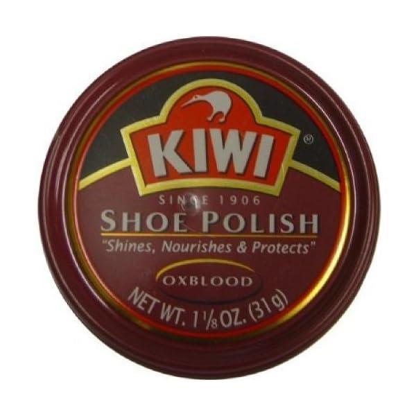 Kiwi Oxblood Shoe Polish
