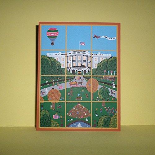 Cats Meow Village SPRING Wood Window Seasons White House 00-451