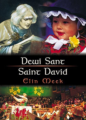 Dewi Sant: Saint David (Cyfres Cip Ar Gymru / Wonder Wales) by Elin Meek (18-Feb-2005) Paperback