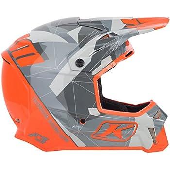 Klim F3 Helmet ECE/DOT - Gray Camo / Large