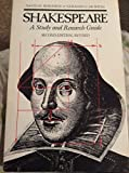 img - for Shakespeare: A Study and Research Guide book / textbook / text book