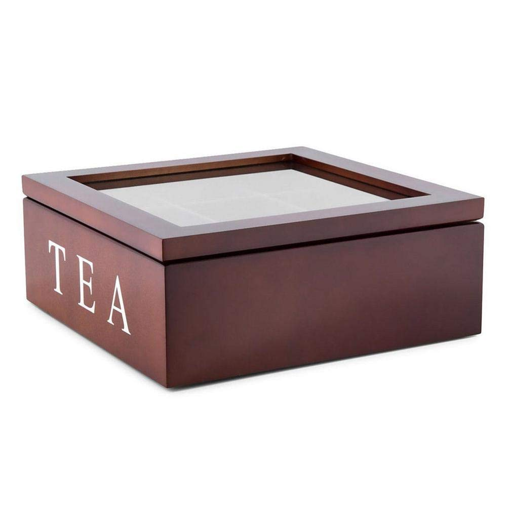 Tea Coffee Boxes Nine Wooden Tea Boxes Tea Cans and Storage Boxes