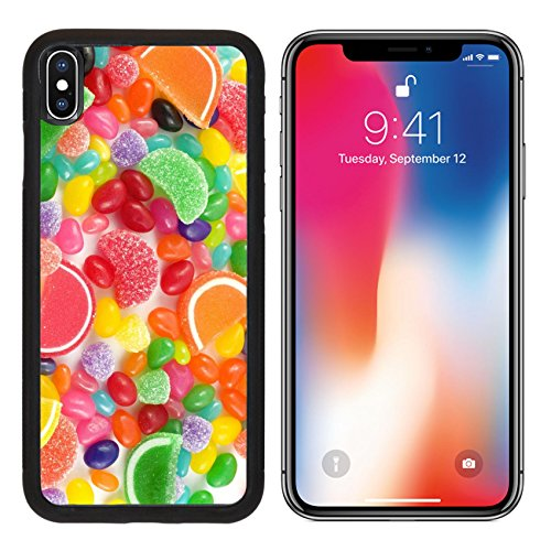 MSD Premium Apple iPhone X Aluminum Backplate Bumper Snap Ca