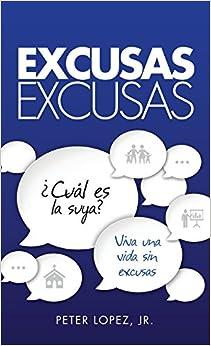 Book Excusas, Excusas