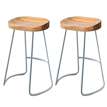 Amazing Amazon Com Nyjs Bar Stool Bar Chair Wood Bar Stools Pabps2019 Chair Design Images Pabps2019Com