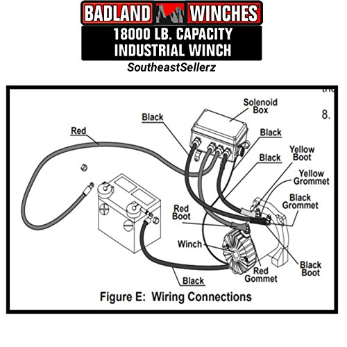 Warn Winch Wiring Diagram For Lb on
