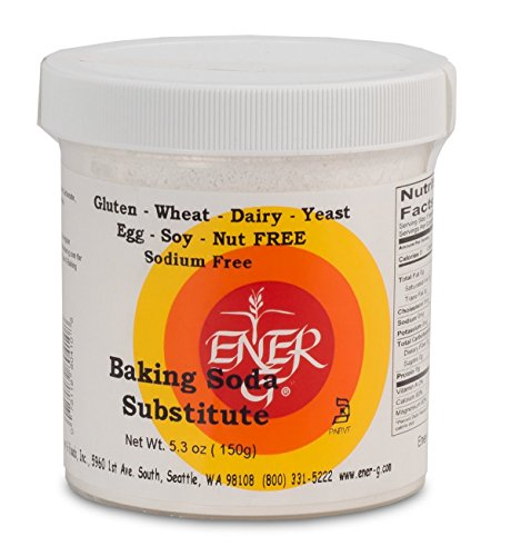 Ener-G Baking Soda Substitute - 5.3 oz