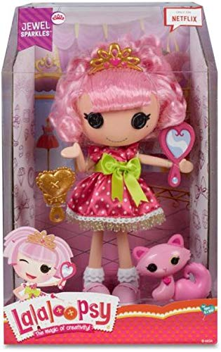 Lalaloopsy Entertainment Large Jewel Sparkles Doll