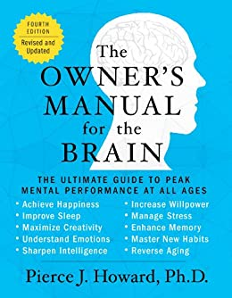 Amazon the owners manual for the brain 4th edition the the owners manual for the brain 4th edition the ultimate guide to peak publicscrutiny Images