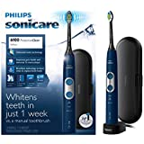 Philips Sonicare ProtectiveClean 6100 Rechargeable Electric Toothbrush, Whitening, Navy Blue
