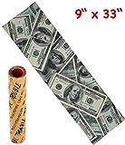 Trouble 9' x 33' Skateboard Grip Tape Sheet Bubble Free Skateboard Griptape Money (S15)