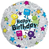 Mighty Monster Birthday Party Balloon Decoration Kit