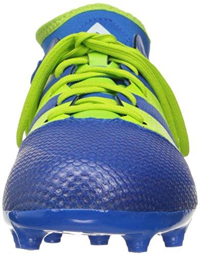 bambini Slime semi J Adidas Blue Primemesh ag Fg Shock 3 white Solar 16 Ace Unisex aqna8Of